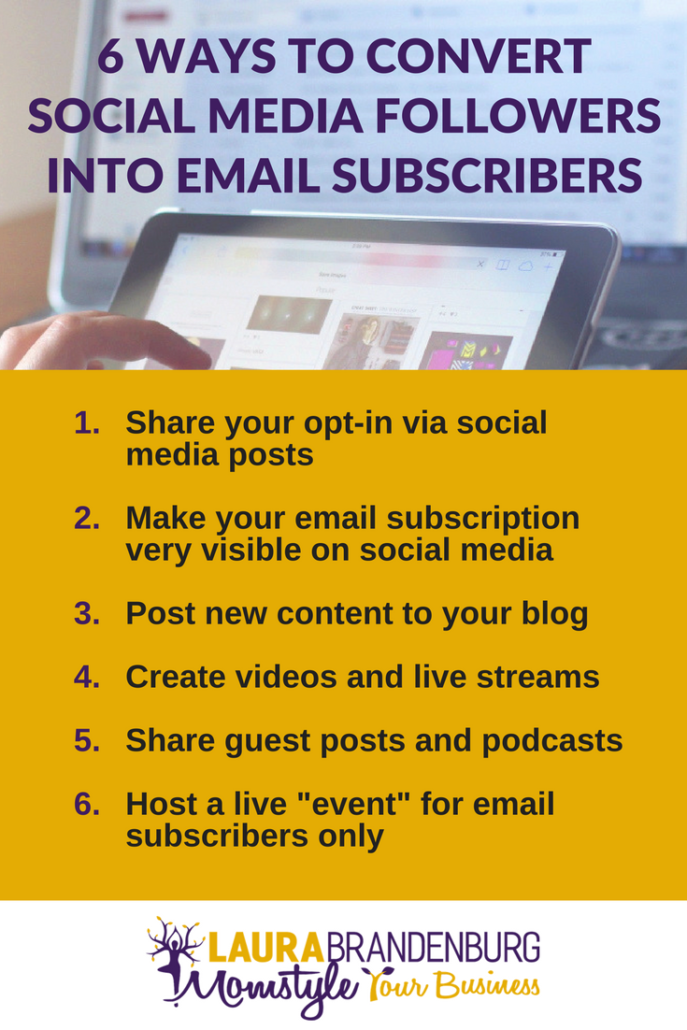 6-ways-to-convert-social-media-followers-to-email-subscribers